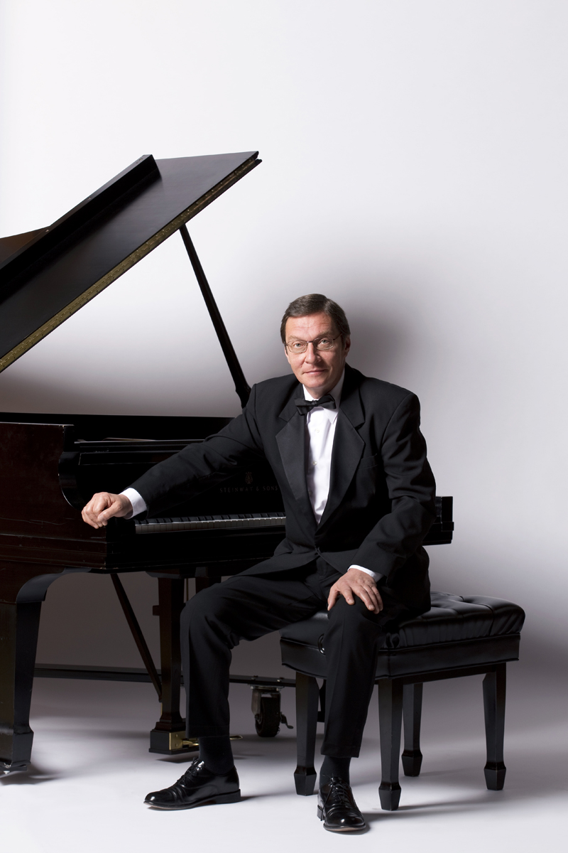 Russian pianist–virtuoso and composer