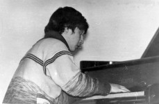 photo Russian pianist, composer A.Sheludyakov